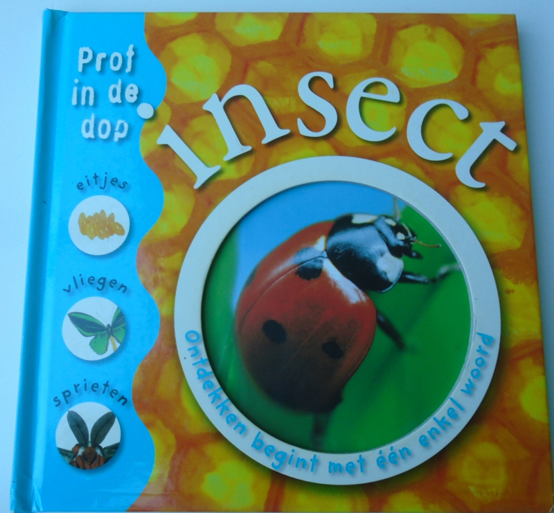INSECT PROF IN DE DOP 9789025742744
