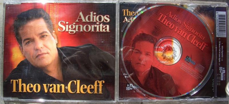 THEO VAN CLEEF Adios signorita