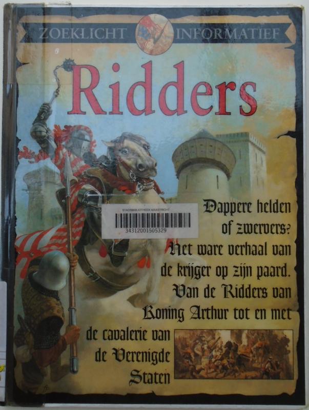 RIDDERS 9789027637765