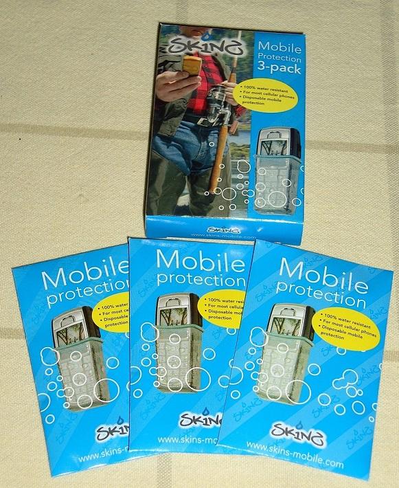 GSM/SMARTPHONE SKINS WATERDICHT OMHULSEL DISPLAY