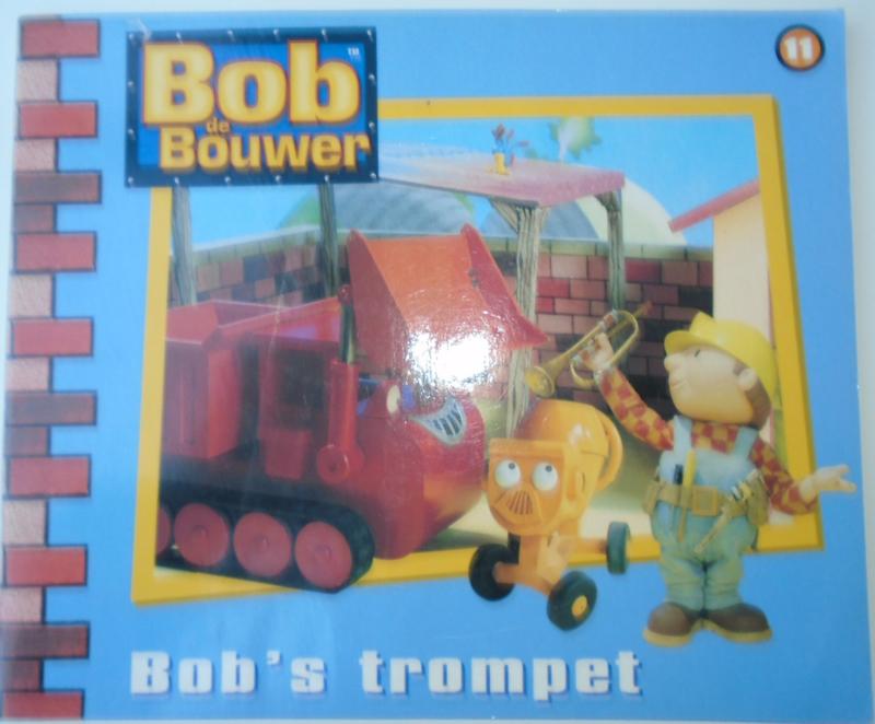 BOB DE BOUWER BOB'S TROMPET 8711854003797