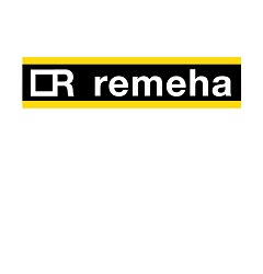 Remeha Thermometer Thermax module - Rood