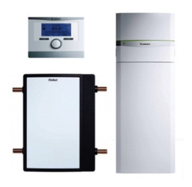 Vaillant FlexoCompact Exclusive VWF 118/4