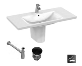 Ideal Standard Wastafel Connect Vanity