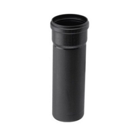 M&G Rookgasafvoer PP 80 mm - 2 meter