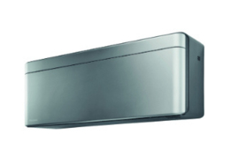 Daikin FTXA-20AS Wandmodel Mural Stylish (Zilver)