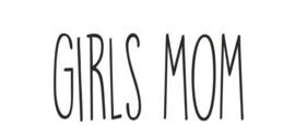 Girl's mom