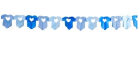 Geboorteslinger Blauw
