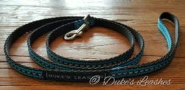 Loopijn 10mm blauw reflectie lengte 1.20