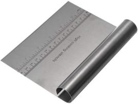 Metalen Scaper met handvat