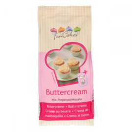 Funcakes Mix voor Botercrème 500 gram