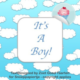 Clouds Boy 2
