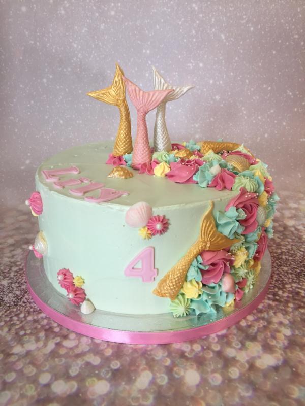 Cakebox XL Mermaid