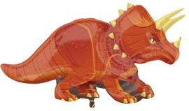 Folieballon Triceratops 106cm
