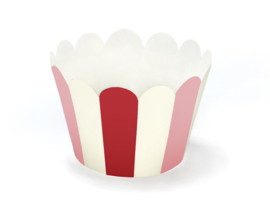 Cupcake wrappers 6st