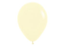 Pastel Mat Geel (10 stuks)