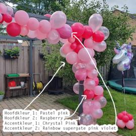 Stel je eigen ballonslinger samen