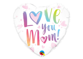 Hart Love You Mom 18inch/45cm
