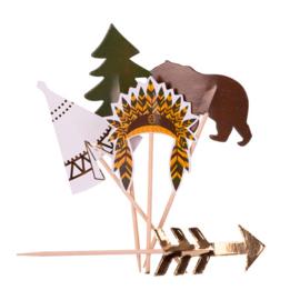 Indian Forest prikkers, 20 stuks
