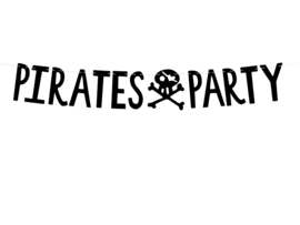 Pirates Party Banner