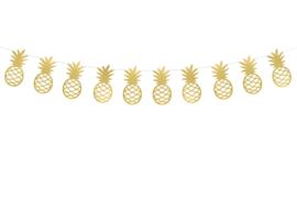 Ananas vlaggenlijn
