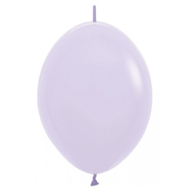 Link-o-Loon 12 inch - Pastel Matte Lilac (10 st)