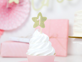 Cupcake toppers (6 st)