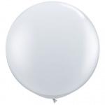 Mega Ballon Transparant (91 cm)