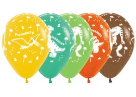 Dino ballonnen (10 st)
