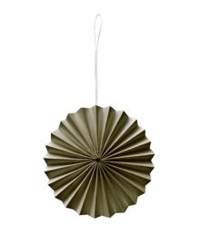 Mos groen ornament
