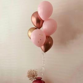 Helium ballonnen versturen