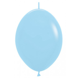Link-o-Loon 12 inch - Pastel Matte Blue (10 st)