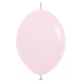 Link-o-Loon 12 inch - Pastel Matte Pink (10 st)