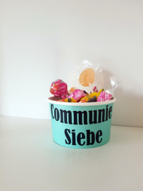 Communie sticker