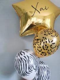 Gepersonaliseerde folieballon