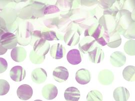 Iridescent confetti 15 gram
