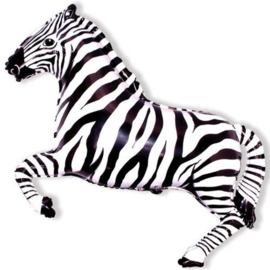 Folieballon Zebra 81cm