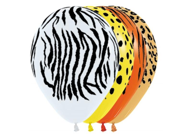 Jungle Stripes (8 stuks)