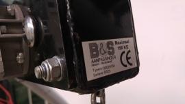 kofferbaklift B&S 150 kg gebruikt