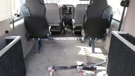 quick secure rolstoelfixatie