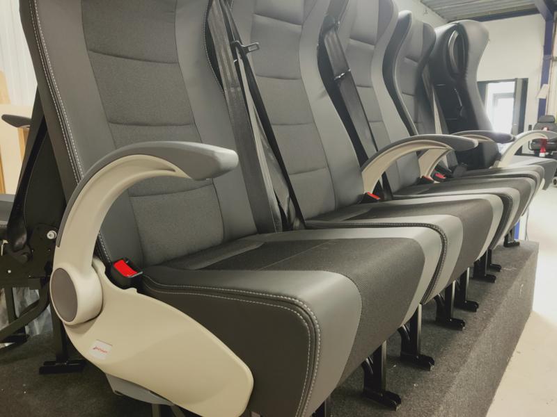goedgekeurde M1 stoel camperstoel rolstoelbus