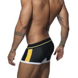Addicted Sport Mesh Boxer Zwart