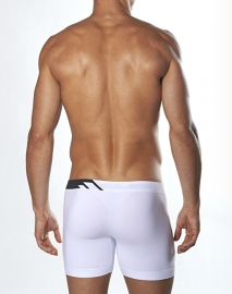 D.HEDRAL Seamless Boxer Wit Anthracite