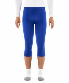 Falke Heren Driekwart Legging  - Cobalt blauw