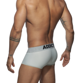 Addicted Push-Up Mesh Boxer Zilver