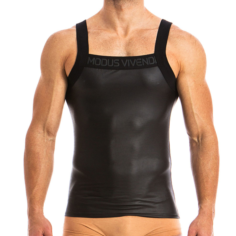 Modus Vivendi High Tech Singlet - zwart