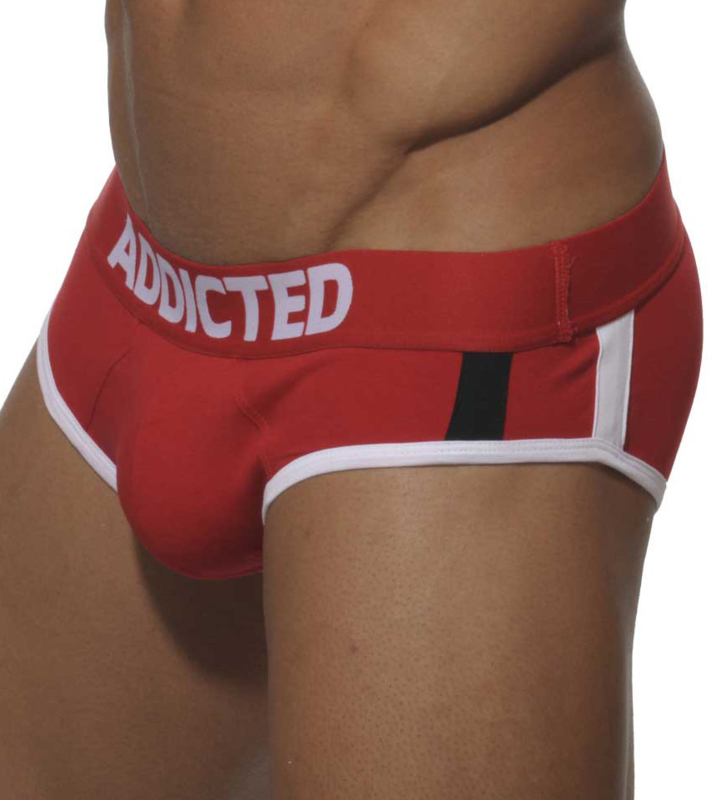 Addicted Pack-Up Sport Slip Rood
