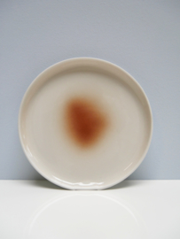 Eclipse plate | Brown