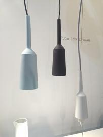 Socket White | Light grey wire