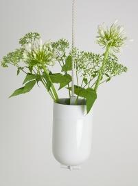 Spatial Vase | White